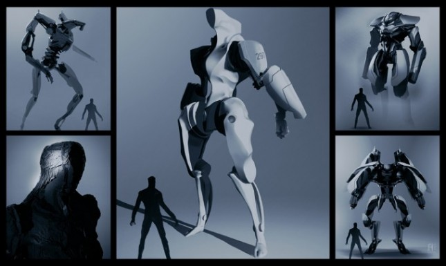 centinelas arte conceptual x men