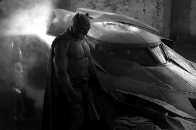 batman batimovil 2016 zack snyder