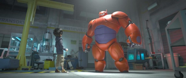 hiro baymax big hero 6