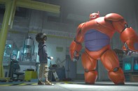 big hero 6 disney marvel