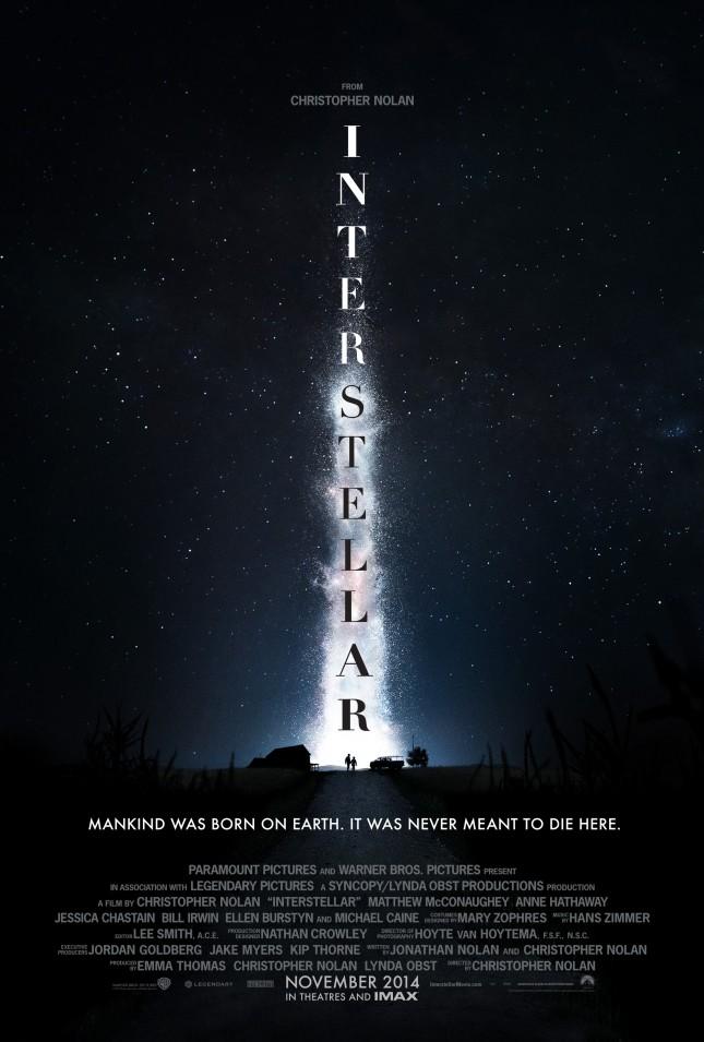 interestelar poster pelicula