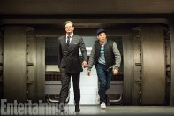 kingsman the secret service colin firth taron egerton