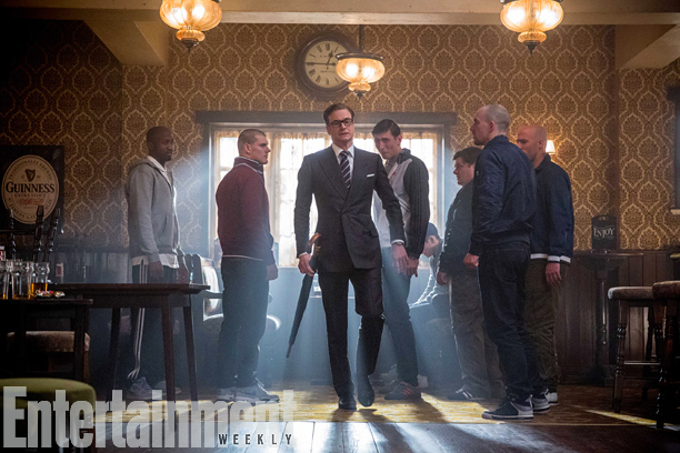 kingsman the secret service colin firth