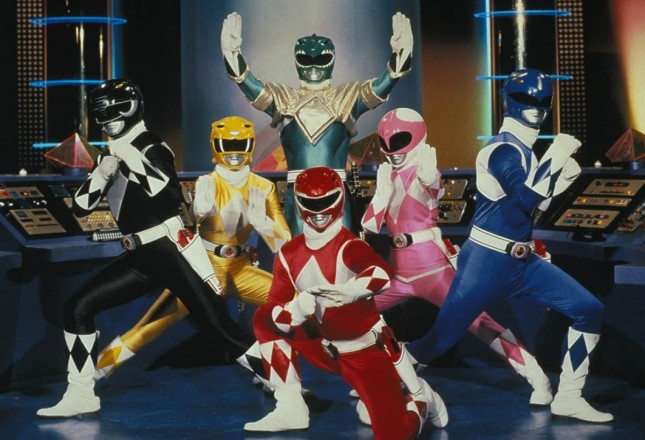 mighty murphin power rangers
