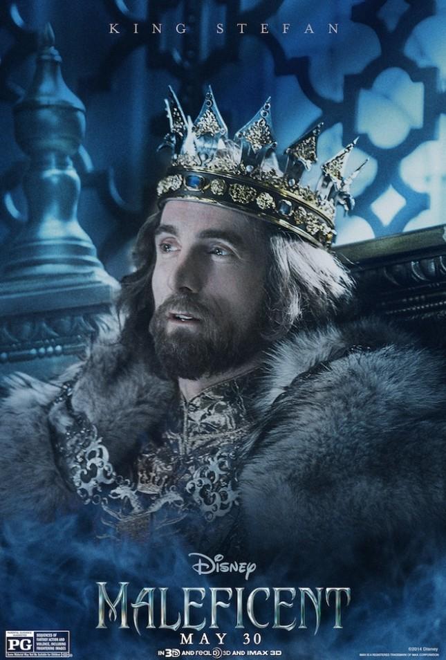 rey stefan sharlto copley malefica poster
