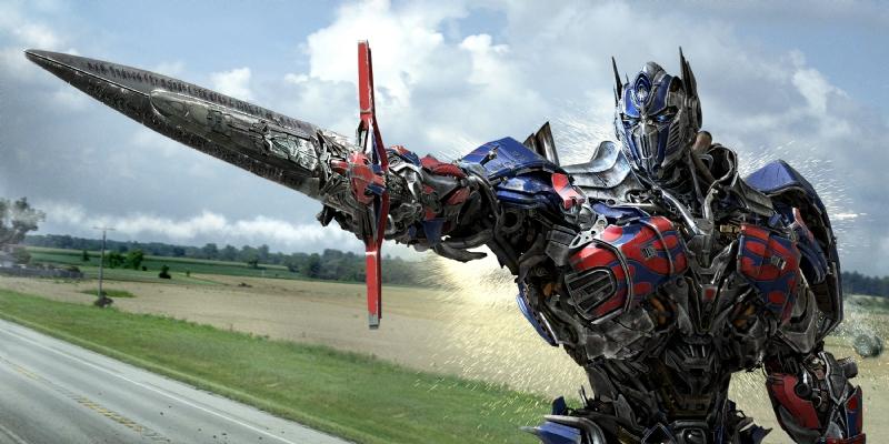 optimus transformers 4 era de la extinción