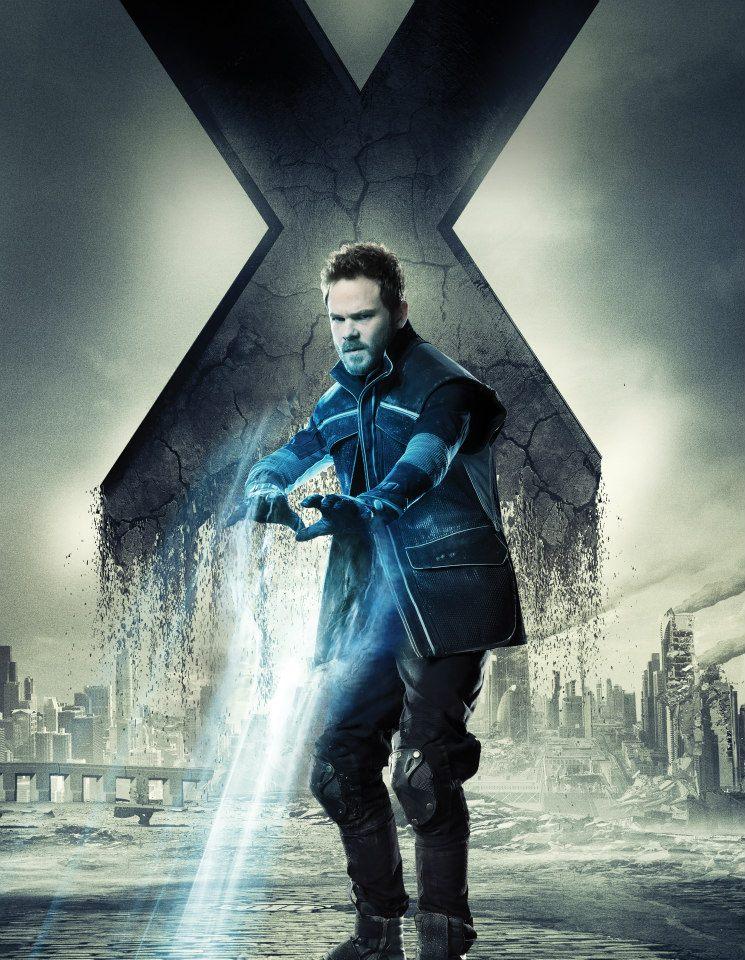 Todos los Mutantes de X-Men: Días del Futuro Pasado ... Patrick Stewart Professor X
