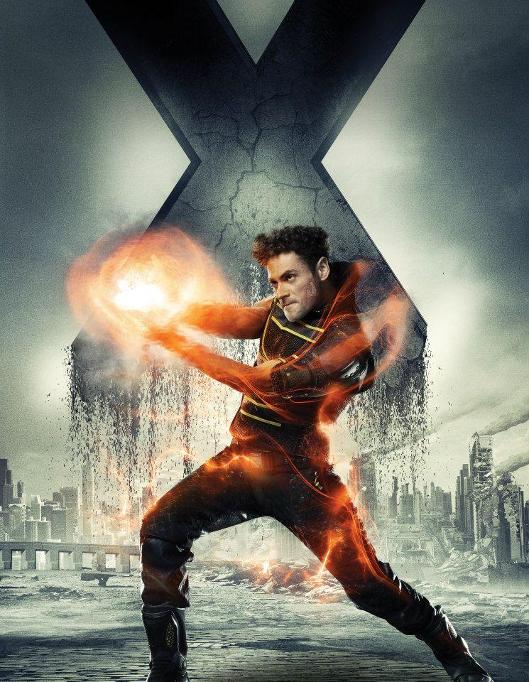 X Men Days Of Future Past Bishop Todos los Mutantes de ...
