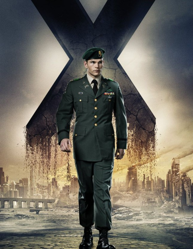 william stryker x men dias del futuro pasado