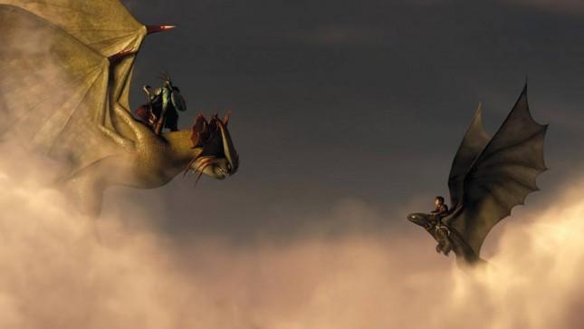 como entrenar a tu dragon 2 chimuelo jinete
