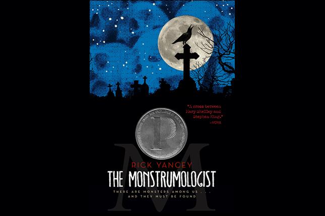The Monstrumologist cover