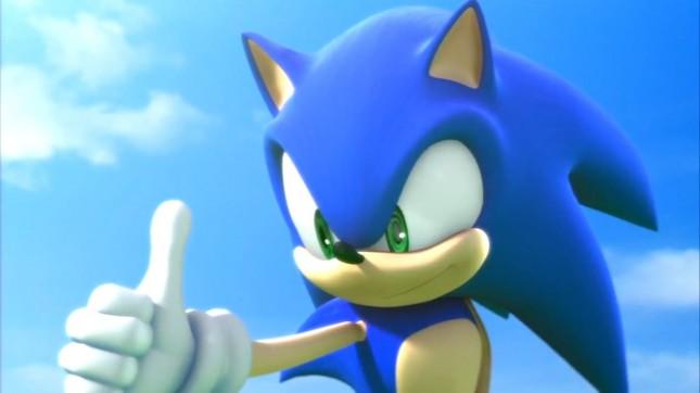 sonic hedgehog sega