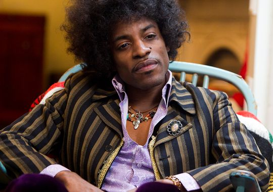 andre benjamin jimi hendrix all is by my side