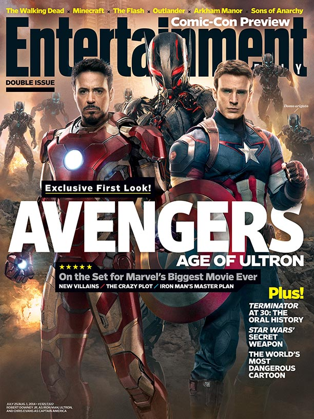 portada ew ultron avengers 2