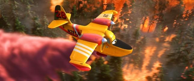 aviones 2 dipper equipo de rescate