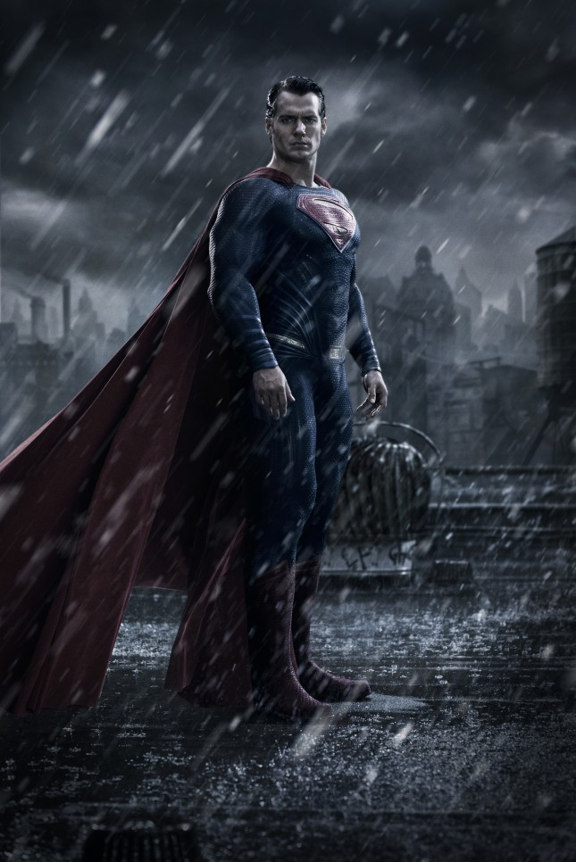 superman henry cavill dawn of justice