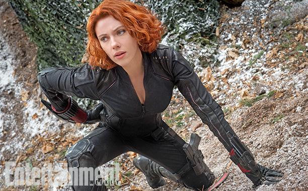 Los Avengers: La Era de Ultron - Black Widow