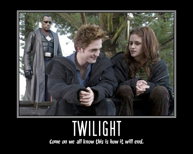 final blade crepusculo