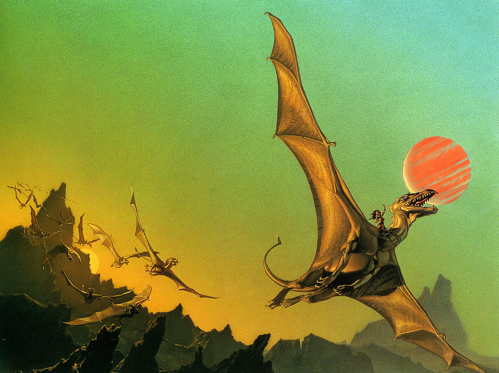 dragonflight dragonriders of pern