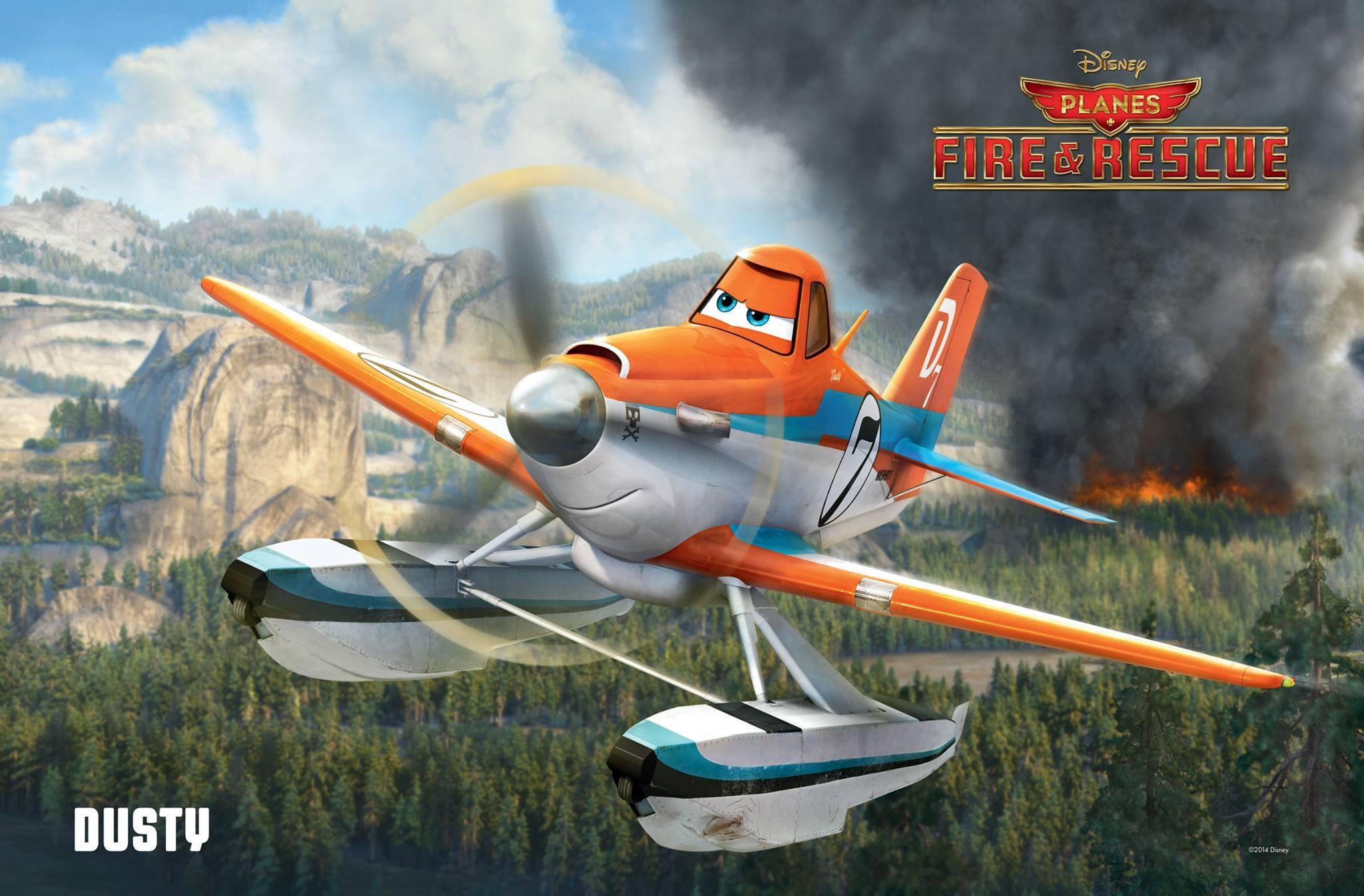 dusty equipo de rescate aviones 2