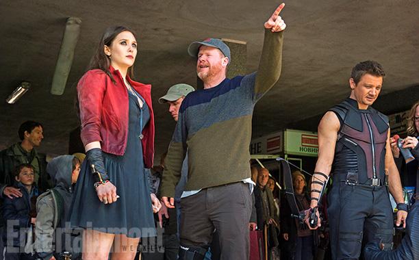 elizabeth olsen joss whedon avengers 2