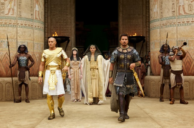 christian bale joel edgerton exodus gods and kings