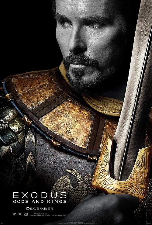 exodus gods and kings poster christian bale