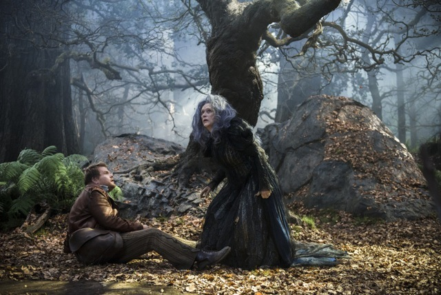 james corden meryl streep into the woods