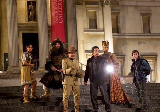elenco noche en el museo 3