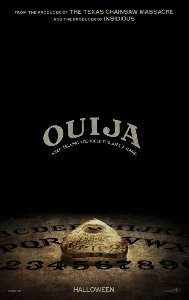 poster ouija pelicula