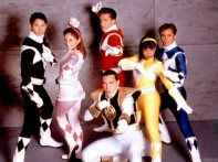 power rangers sin casco elenco