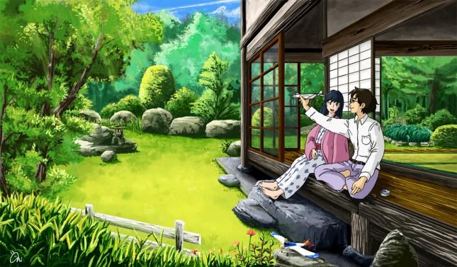 nahoko hiro se levanta el viento