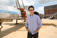 jj abrams x wing episodio 7