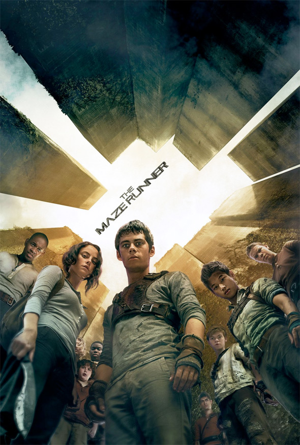 maze runner poster