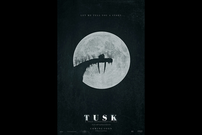 pelicula tusk kevin smith