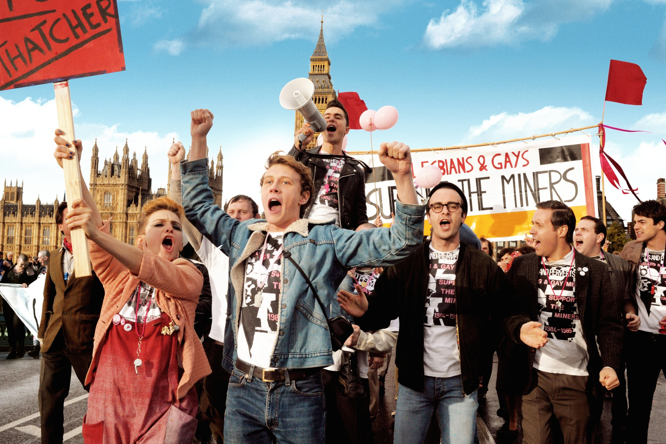 pride pelicula gay elenco