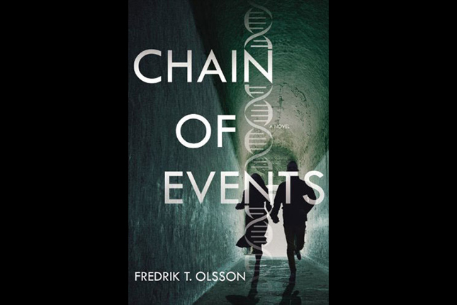 chain of events book cover