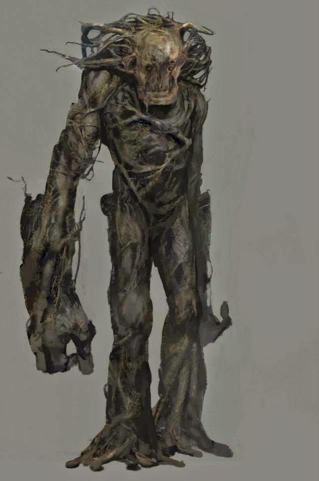 groot guardianes galaxia arte conceptual
