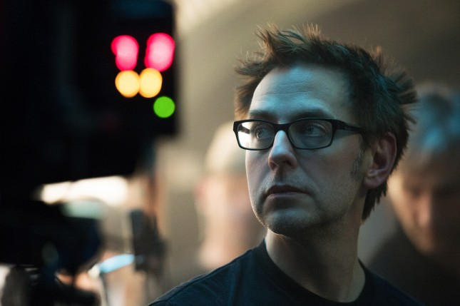 james gunn guardianes de la galaxia