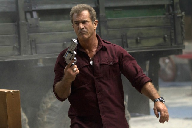mel gibson indestructibles 3
