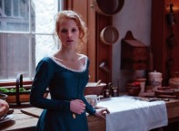 miss julie jessica chastain