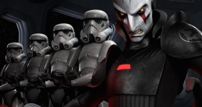 star wars rebels inquisidores