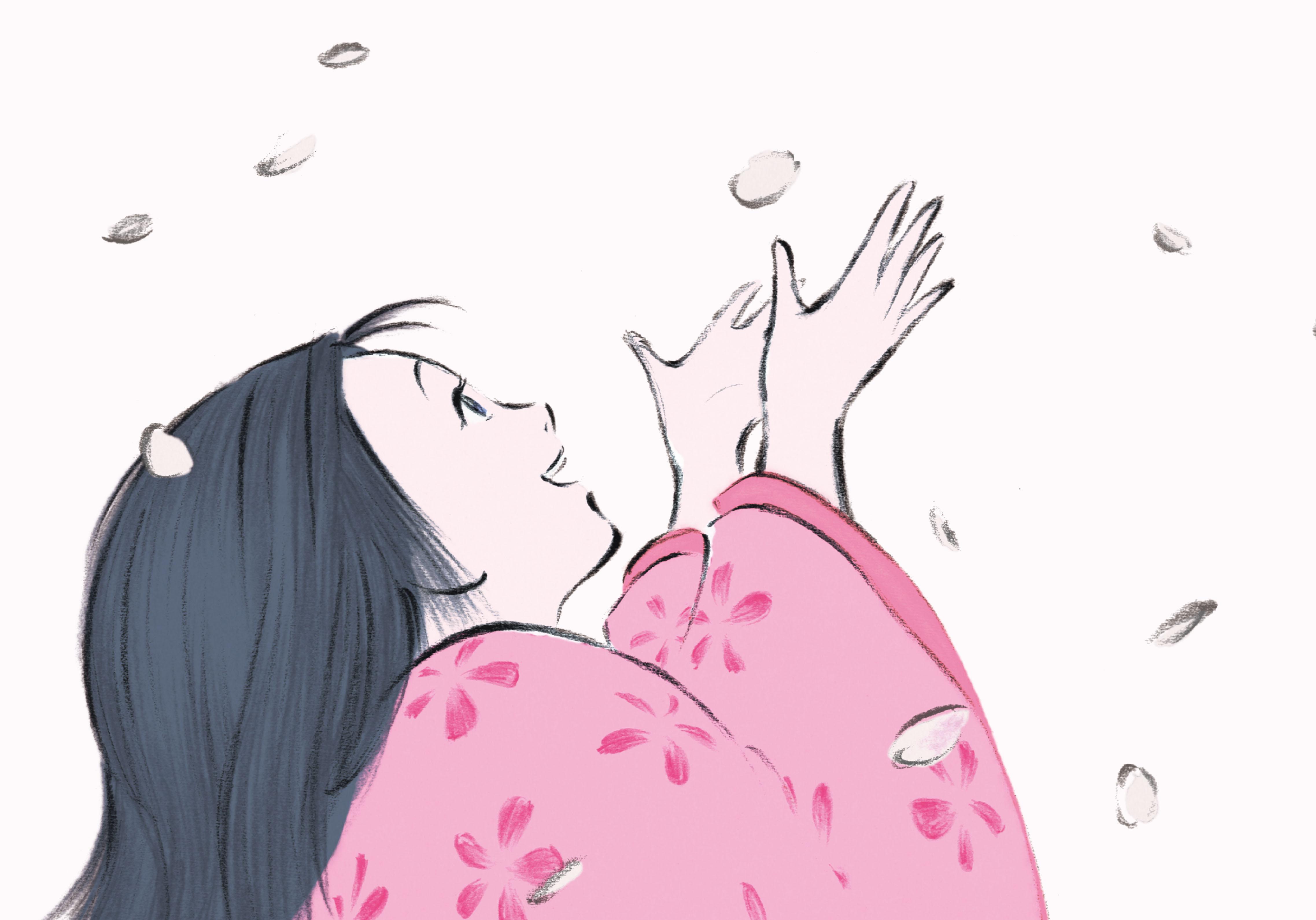 The Tale of the Princess Kaguya studio ghibli