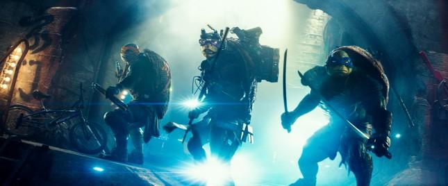 las tortugas ninja pelicula 2014