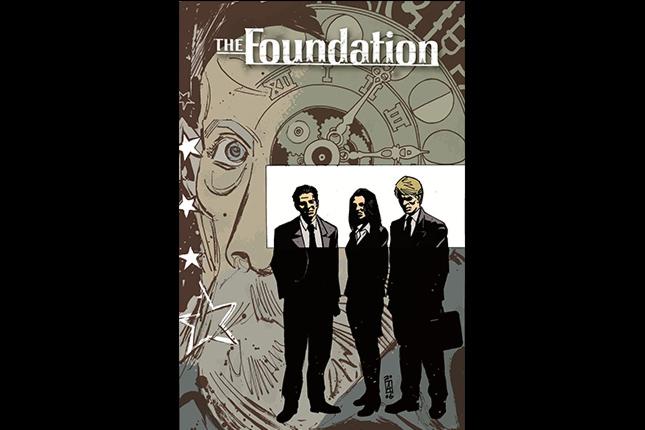 the foundation comic boom studios