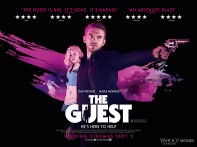 the guest reino unido poster