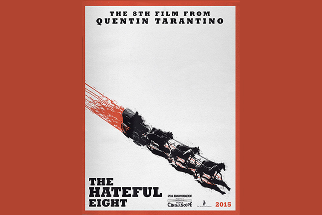 hateful eight tarantino