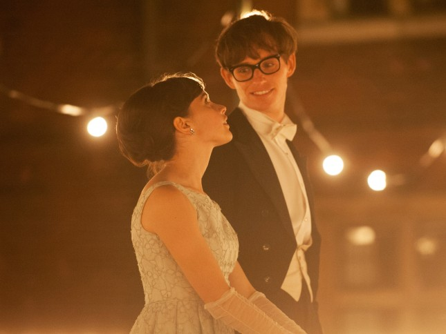 theory of everythin eddie redmayne stephen hawking pelicula