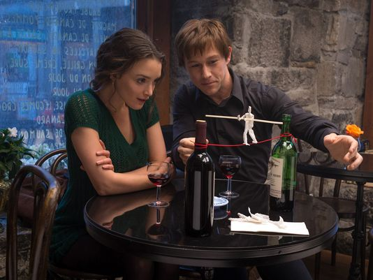 the walk joseph gordon levitt charlotte le bon