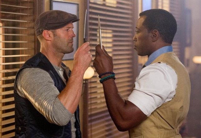 jason statham wesley snipes indestructibles 3
